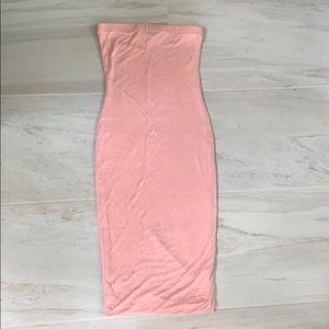 Fashion nova pink mini dress